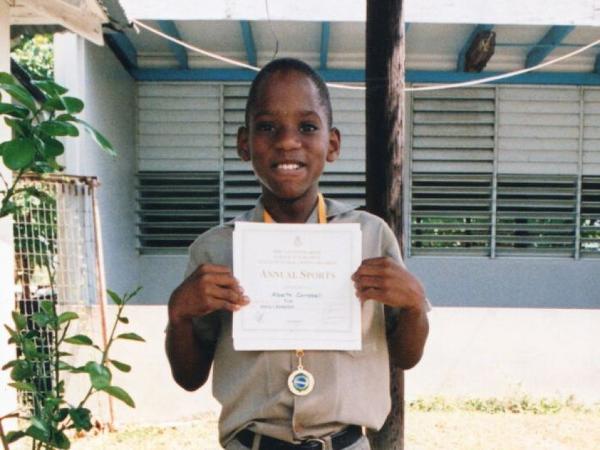 9 yearold alberto