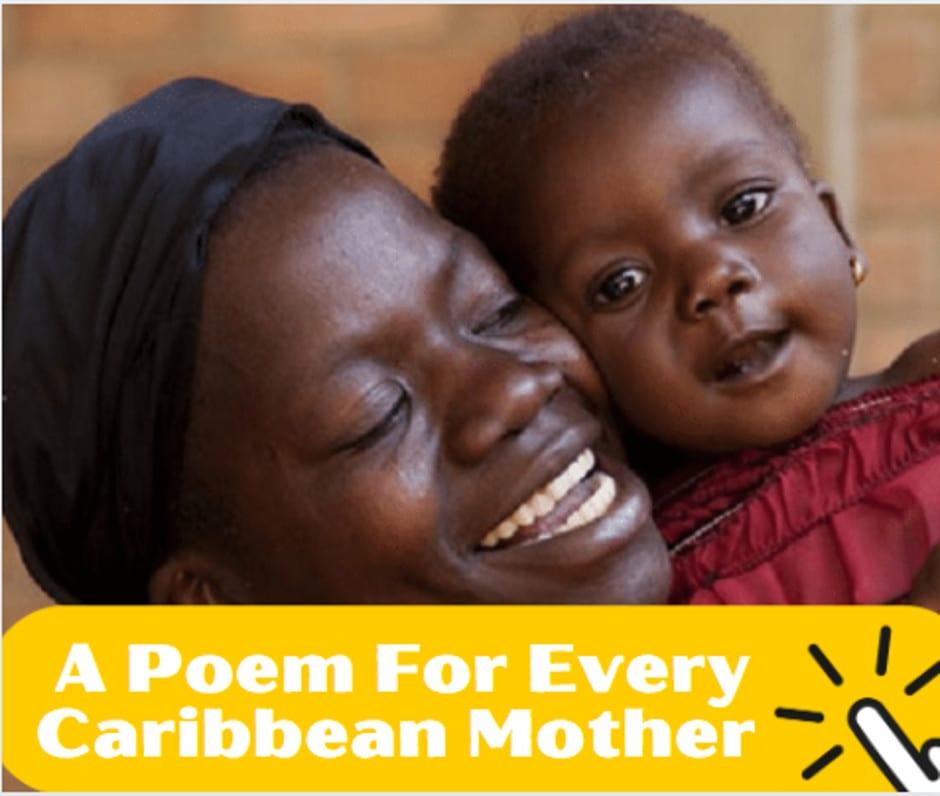 Caribbean Mom's Poem