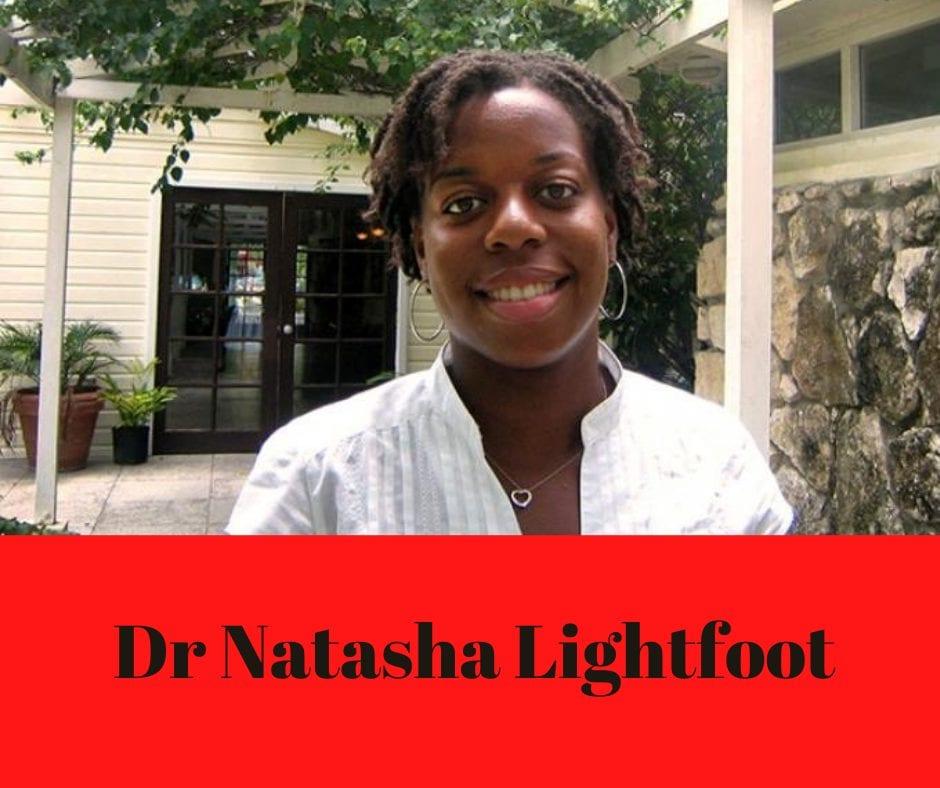 Dr Natasha Lightfoot